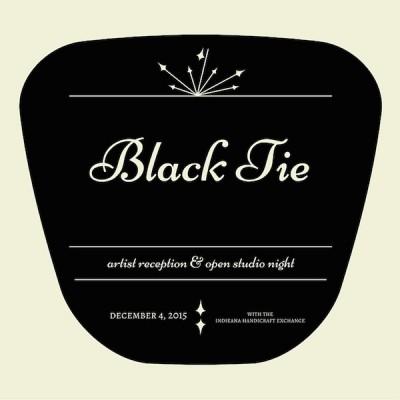 Black Tie artist reception & open studio night