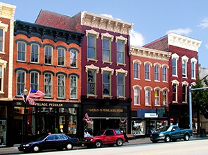 Main Street and Historic Preservation: Putting the Community in the Planning Equation