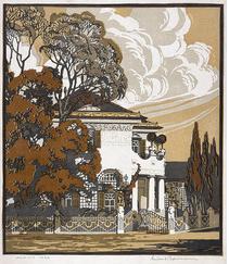 Gustave Baumann, German Craftsman–American Artist