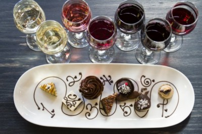 Sips & Tips: Chocolate & Wine Pairing Class