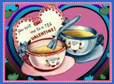 A Royal Valentine's Day Tea