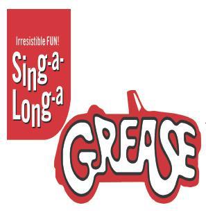 Grease Sing Along