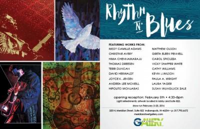Rhythm N' Blues Exhibition Opening Reception