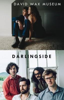 Darlingside & David Wax Museum with Haroula Rose