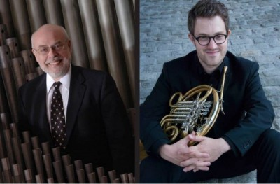 Organ and Horn Recital | Douglas and Eric Reed