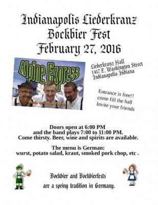 Bockbier Fest