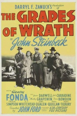 Celebration of The Grapes of Wrath: Film Screening