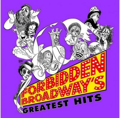 Gerard Alessandrini's FORBIDDEN BROADWAY - GREATES...