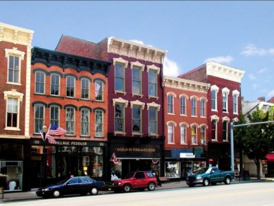 Main Street and Historic Preservation lecture by Vincent Michael