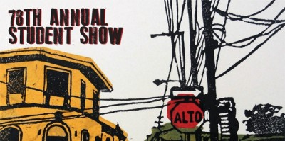 78th Annual Student Show Opening