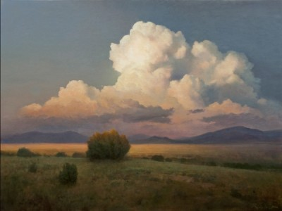 Painting Light in the Landscape: A Workshop with Peter Nisbet