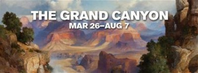 The Grand Canyon Exhibition Opening Party and Low Country Boil