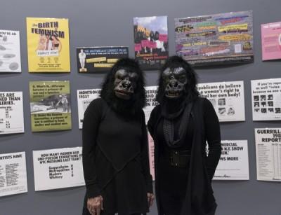 Guerrilla Girls: Anonymous Activists