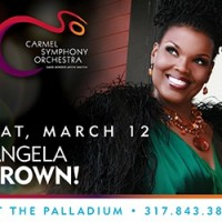 Angela Brown to Perform with the Carmel Symphony Orchestra