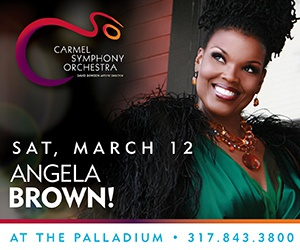 Angela Brown to Perform with the Carmel Symphony O...