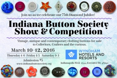 75th Indiana State Button Show & Competition presented by