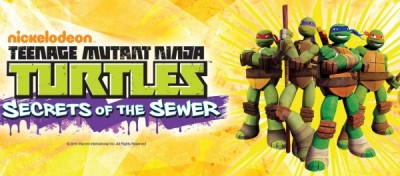 Nickelodeon's™ Teenage Mutant Ninja Turtles™: Secrets of the Sewer