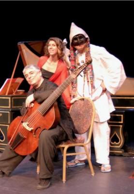 Fuoco E Cenere presents Pulcinella!  This FREE concert kicks off our 50th Anniversary Season