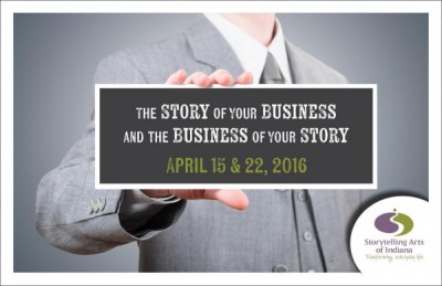 The Story of your Business and the Business of you...
