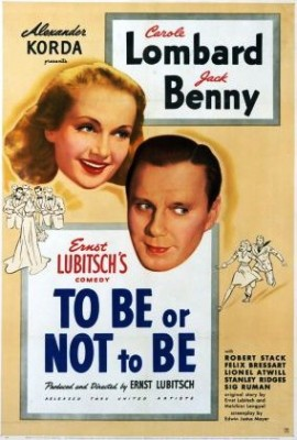 Vintage Movie Night - Carole Lombard: To Be or Not to Be (1942)