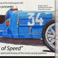 A Century of Speed: Automotive Art Show
