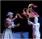 Enchantment Theatre Company Performs The Firebird