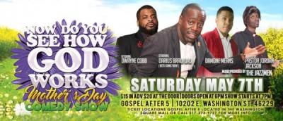 Gospel Comedy Show