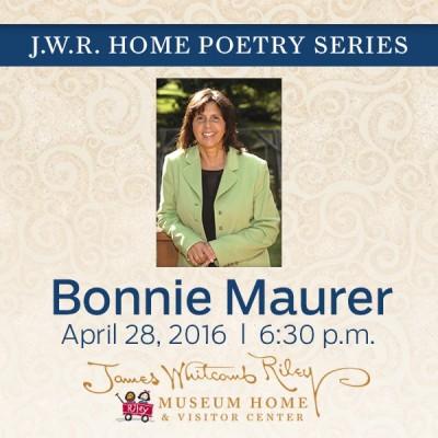 J.W.R. Home Poetry Series: Bonnie Maurer