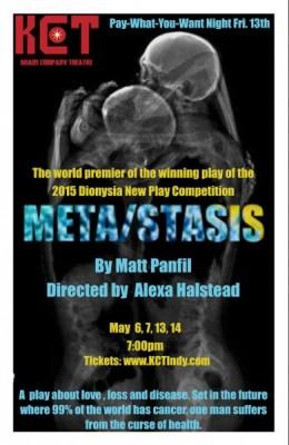 The world premiere of Meta/Stasis