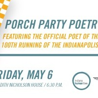 Indy 500 Porch Party Poetry Reading
