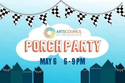 Arts Council of Indianapolis 100th Running Porch Party