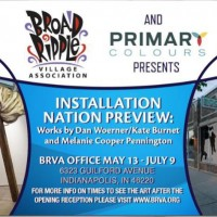 Installation Nation Preview : Opening Reception
