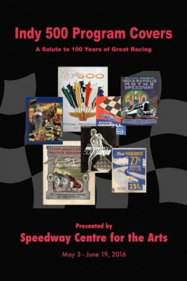"""""""A Collection of Racing Programs from the Last 100 Years"""" Open House"""