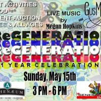 Re-Generation Indy: 1st Year Celebration!