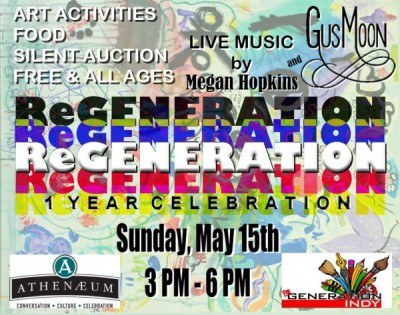 Re-Generation Indy: 1st Year Celebration!