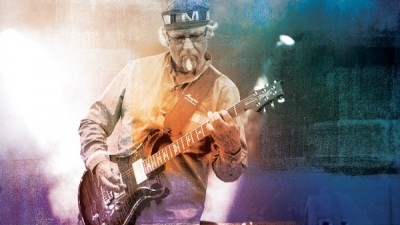Martin Barre from Jethro Tull