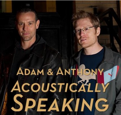 ADAM PASCAL & ANTHONY RAPP