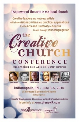The Creative Church Arts Conference