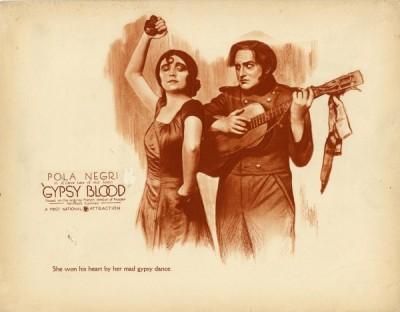 Vintage Movie Night - Gypsy Blood (1918)