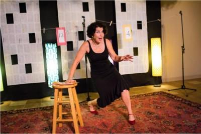One Woman Show -- I said NO!