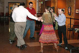 A Night of English Country Dancing