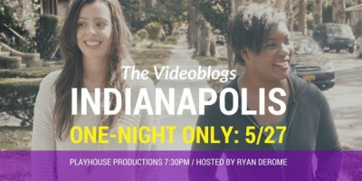 The Videoblogs Indianapolis Screening