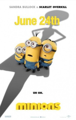 Westfield Movies in the Park: Minions