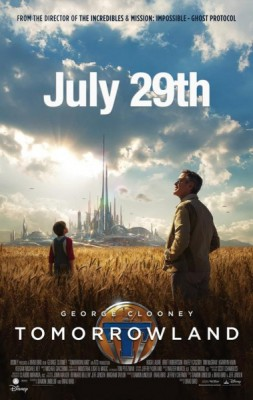 Westfield Movies in the Park: Tomorrowland