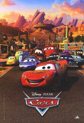 Movies on the Lawn: Cars