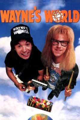 Movies on the Lawn: Wayne's World