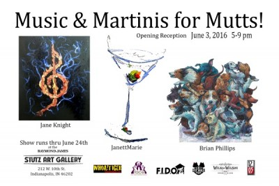 Music & Martinis for Mutts