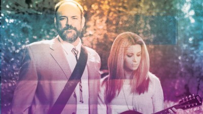 John Carter Cash and Ana Cristina