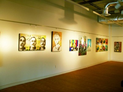 IUPUI Cultural Arts Gallery