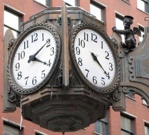 Ayres Clock